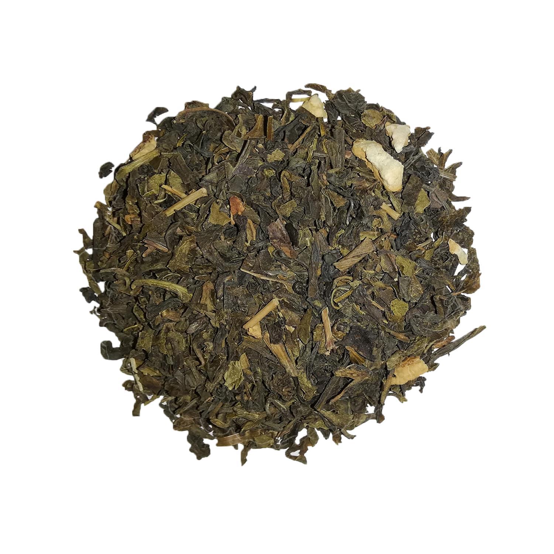 چای سبز نعنایی (Jazzy Mint)