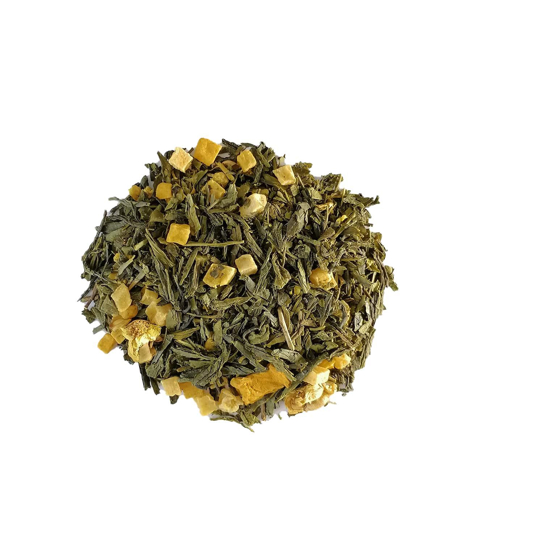 چای سبز زردچوبه (Turmeric Green Tea)